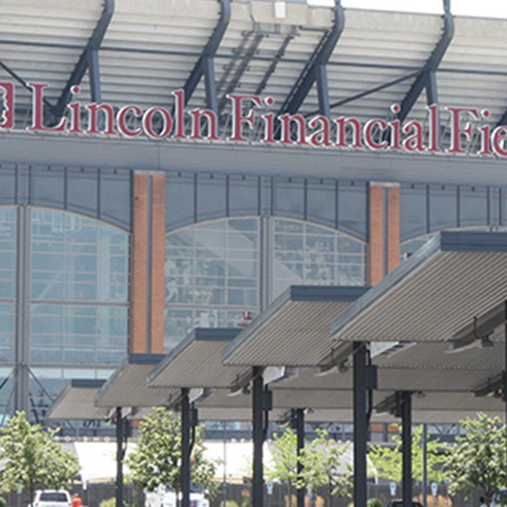 Lincoln Financial Field Solar & Wind