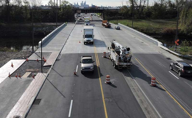 Aramingo Avenue AP CONSTRUCTION
